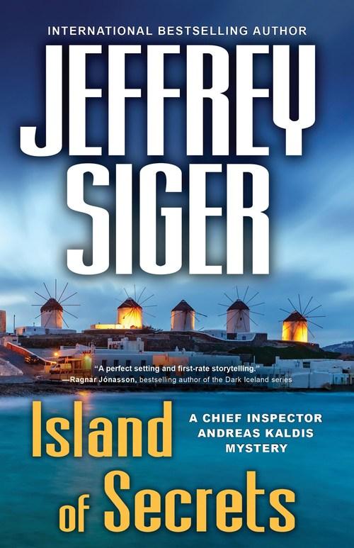 Island of Secrets by Jeffrey Siger
