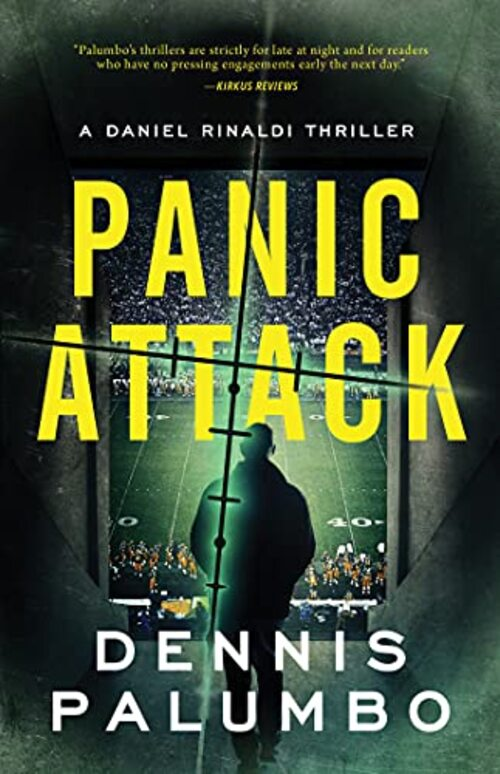 Panic Attack by Dennis Palumbo