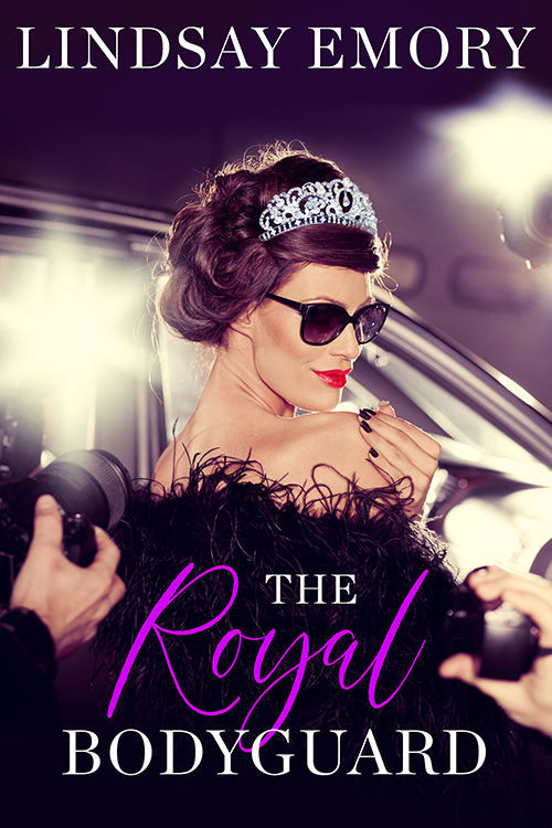 The Royal Bodyguard by Lindsay Emory