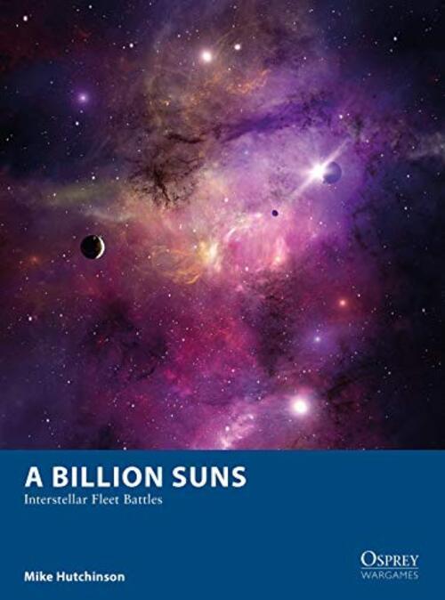 A Billion Suns by Mike Hutchinson