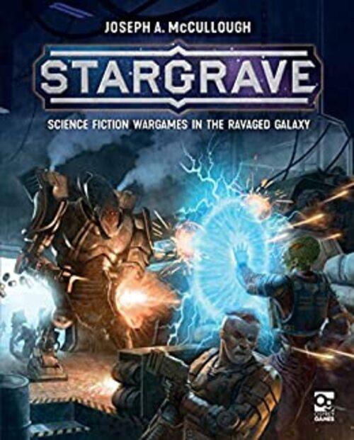 Stargrave by Joseph A. McCullough