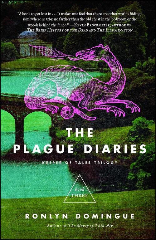 The Plague Diaries by Ronlyn Domingue