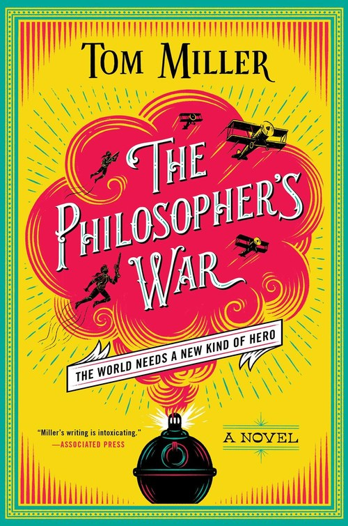 The Philosopher's War by Tom Miller-2