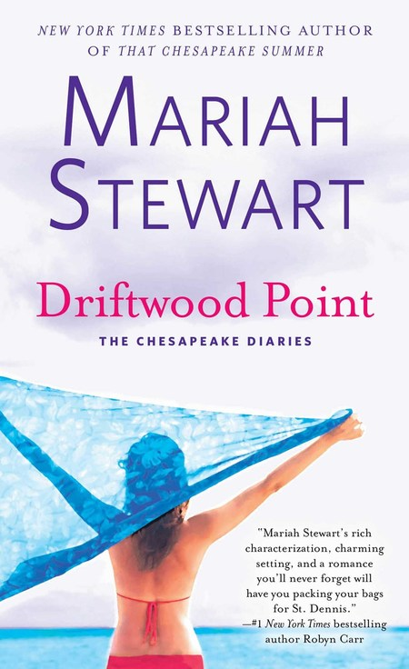 Driftwood Point by Mariah Stewart