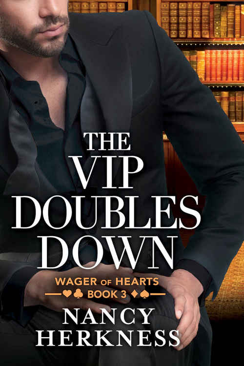 THE VIP DOUBLES DOWN
