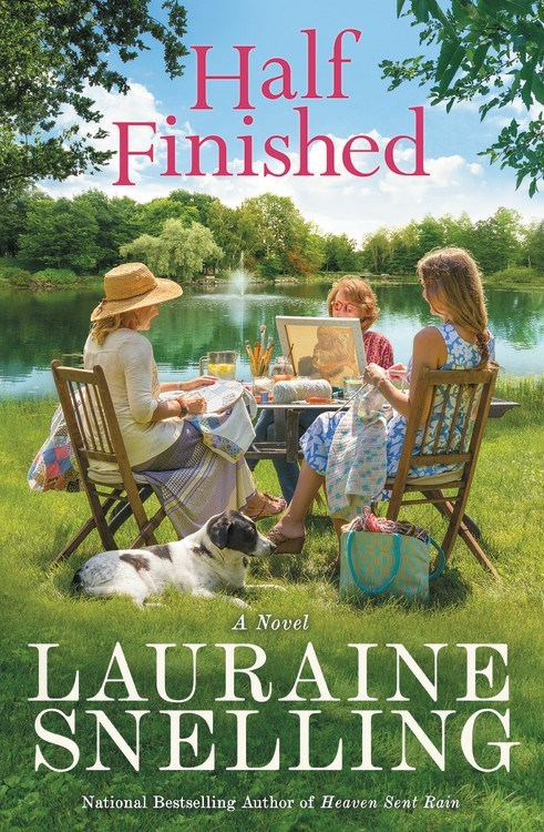 Half Finished by Lauraine Snelling