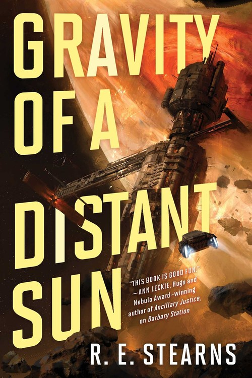 Gravity of a Distant Sun by R.E. Stearns