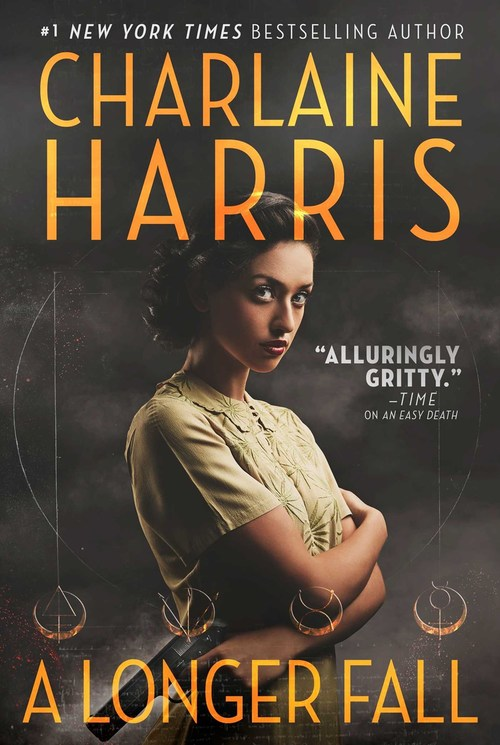 A Longer Fall by Charlaine Harris