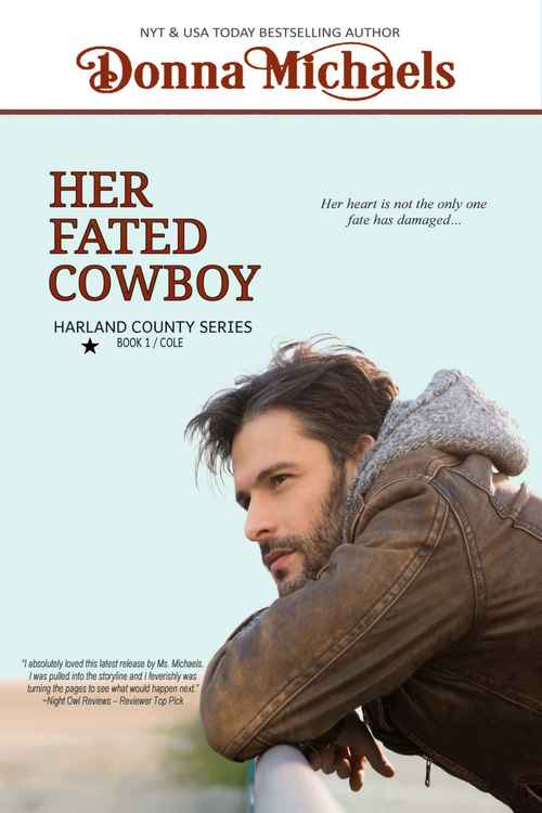 Her Fated Cowboy by Donna Michaels