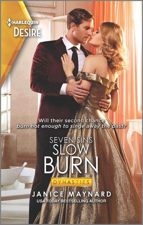 Slow Burn by Janice Maynard