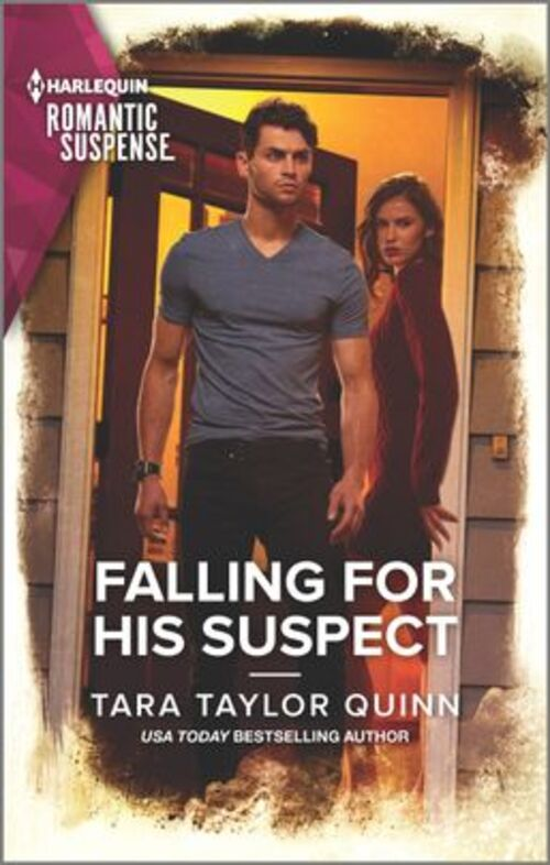 Falling for His Suspect by Tara Taylor Quinn