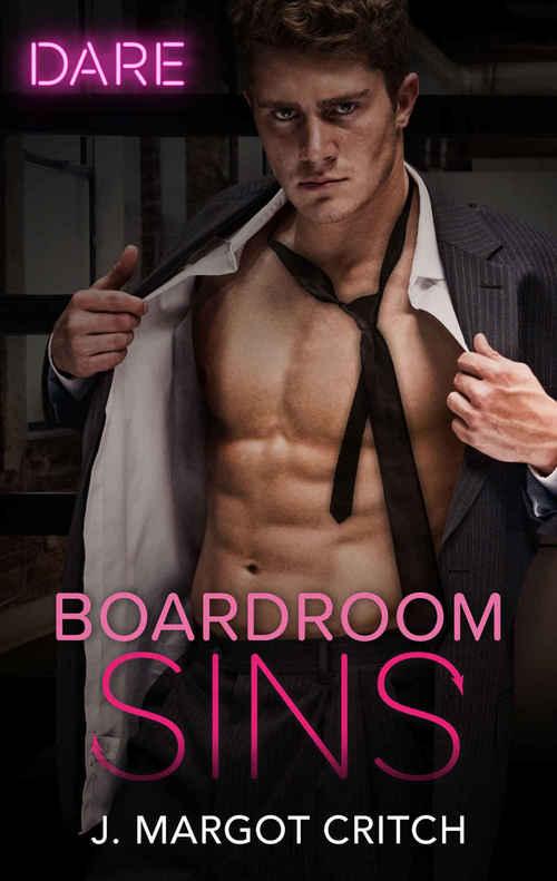 Boardroom Sins by J. Margot Critch