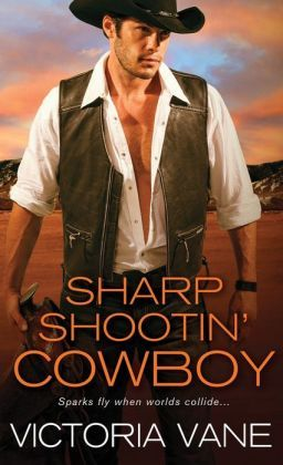 Sharp Shootin' Cowboy by Victoria Vane