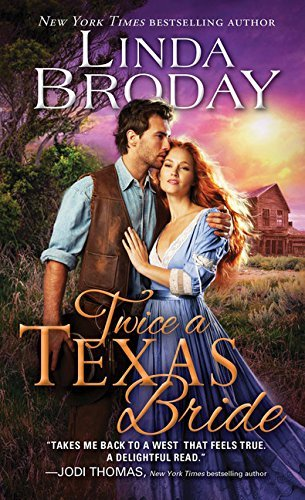 Twice A Texas Bride by Linda Broday