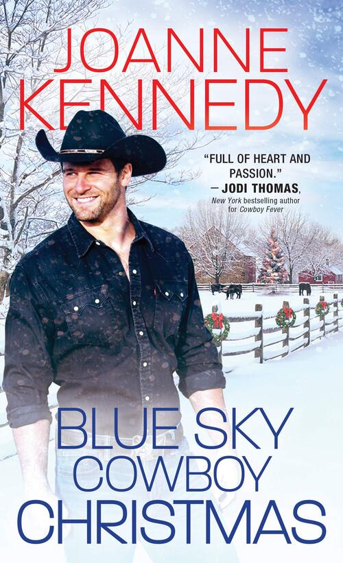 Blue Sky Cowboy Christmas by Joanne Kennedy