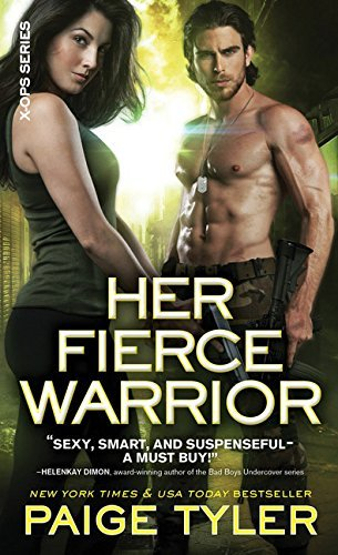 Her Fierce Warror by Paige Tyler
