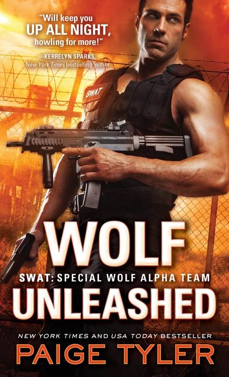 Wolf Unleashed by Paige Tyler