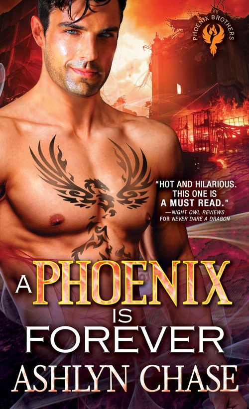A Phoenix Is Forever by Ashlyn Chase