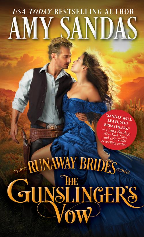 Gunslinger?s Vow by Amy Sandas