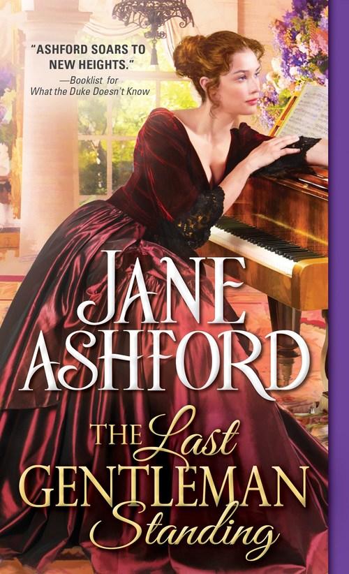 Last Gentleman Standing by Jane Ashford