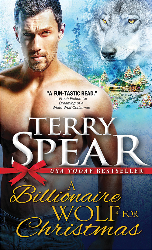 A Billionaire Wolf for Christmas by Terry Spear