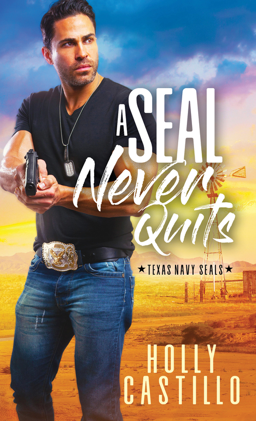 A SEAL Never Quits by Holly Castillo