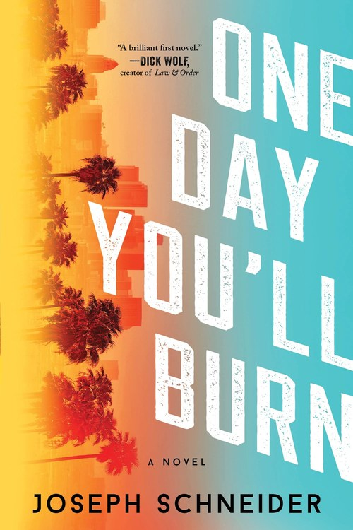 One Day You'll Burn by Joseph Schneider
