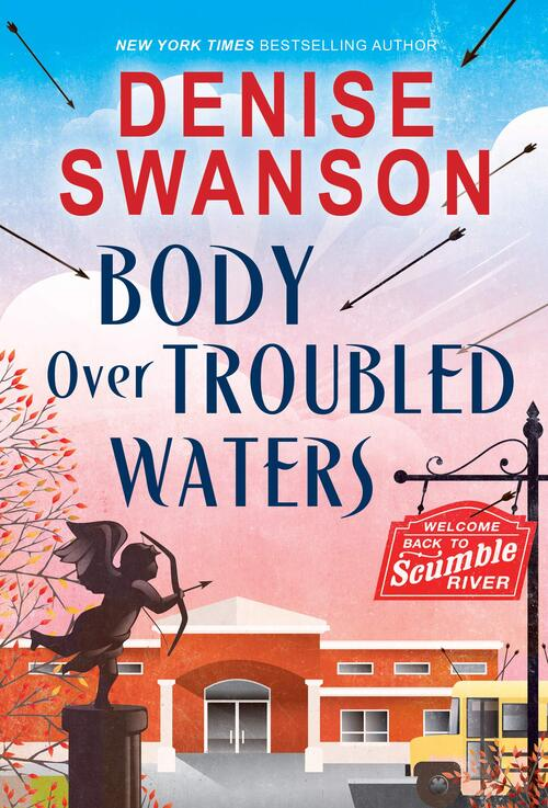 Body Over Troubled Waters by Denise Swanson