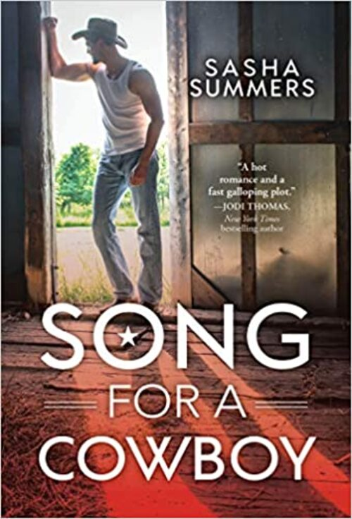 Song for a Cowboy by Sasha Summers