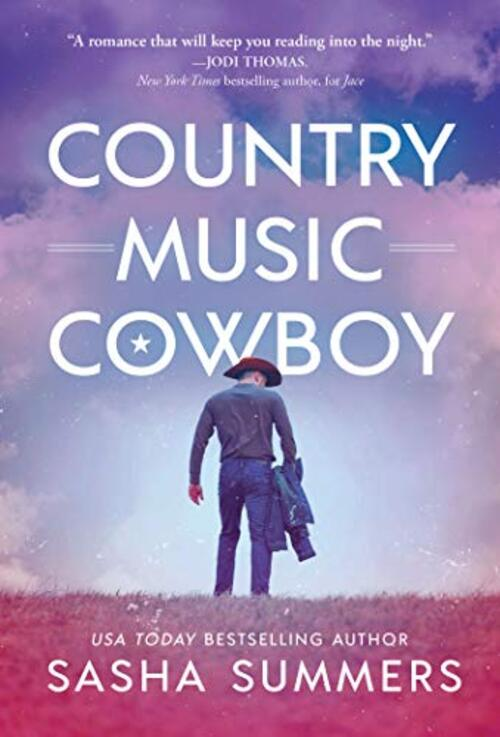 Country Music Cowboy by Sasha Summers