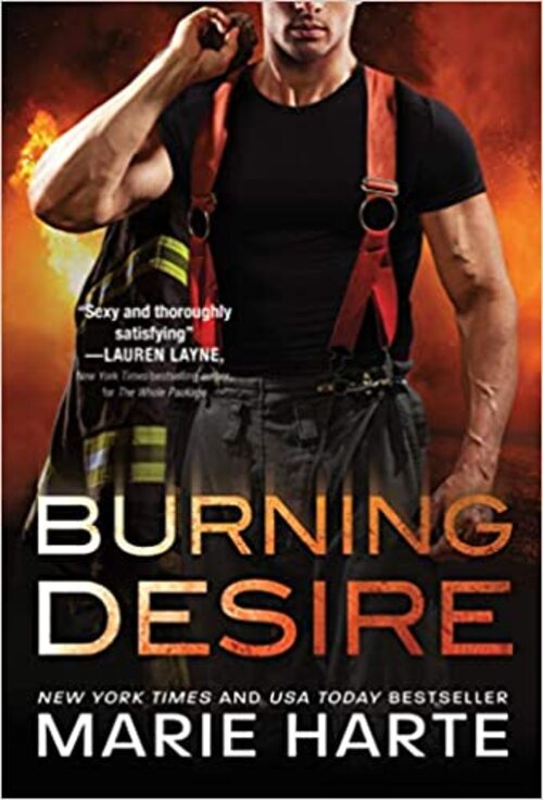 Burning Desire by Marie Harte