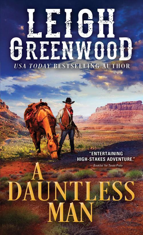A Dauntless Man by Leigh Greenwood