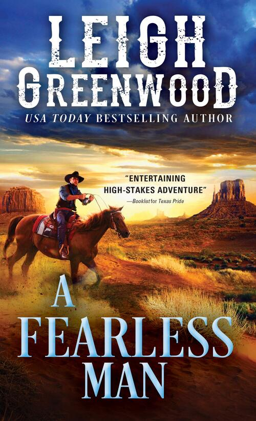 A Fearless Man by Leigh Greenwood