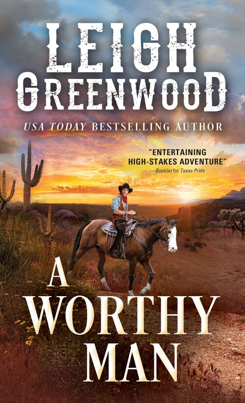 A Worthy Man by Leigh Greenwood
