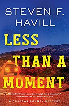 Less Than a Moment by Steven F. Havill