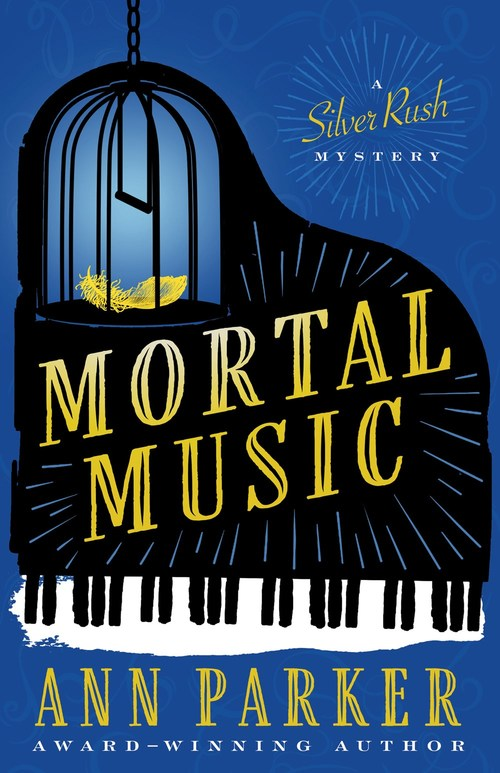 Mortal Music by Ann Parker
