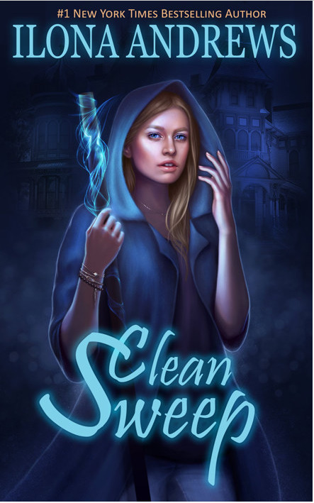 Clean Sweep by Ilona Andrews