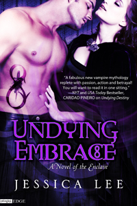 Undying Embrace by Jessica Lee
