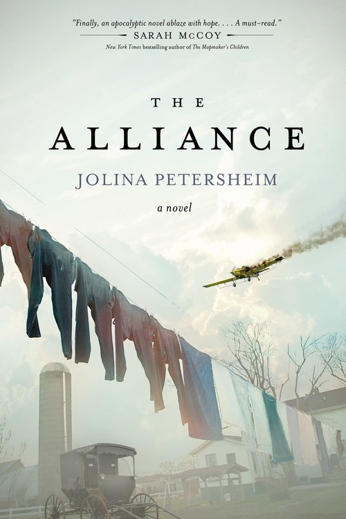 The Alliance by Jolina Petersheim
