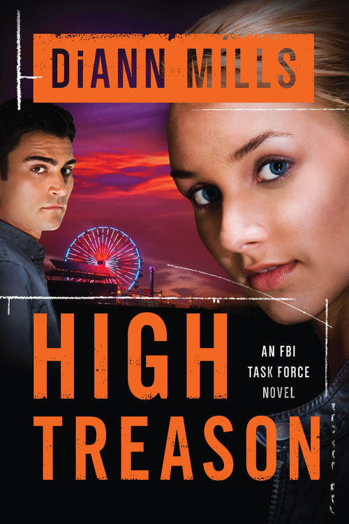 High Treason by DiAnn Mills