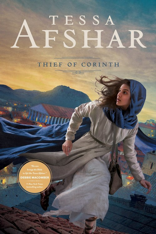 Thief of Corinth by Tessa Afshar