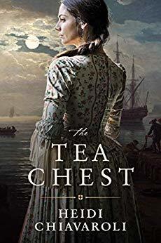 The Tea Chest by Heidi Chiavaroli