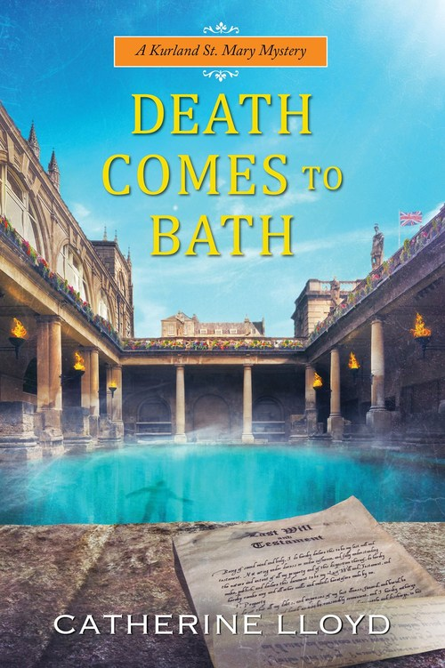 Death Comes to Bath by Catherine Lloyd