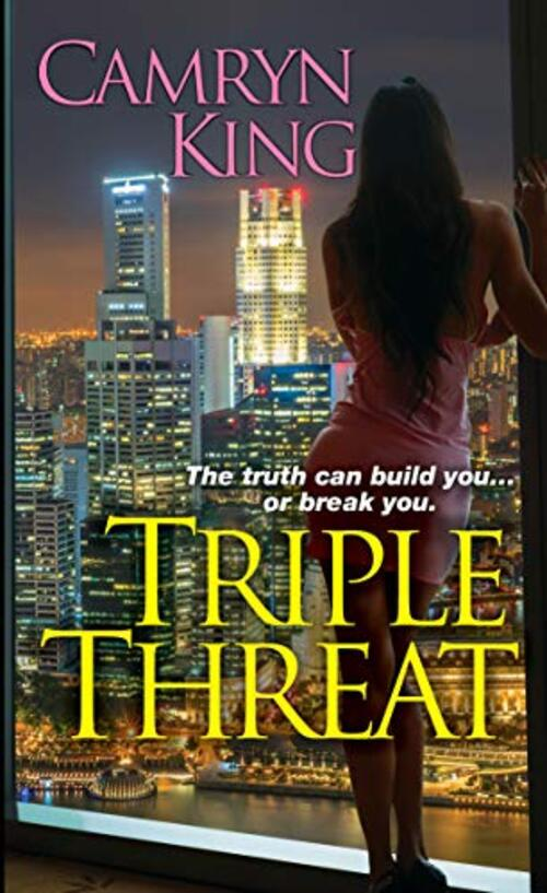 Triple Threat by Camryn King
