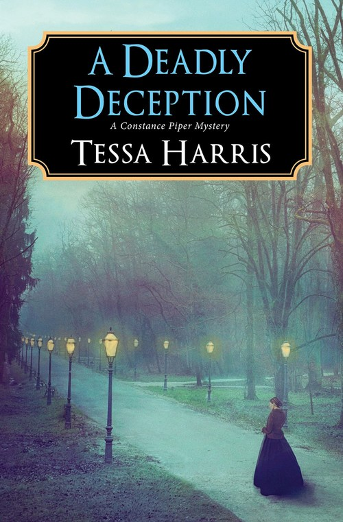 A Deadly Deception by Tessa Harris