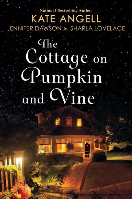 The Cottage on Pumpkin and Vine by Kate Angell