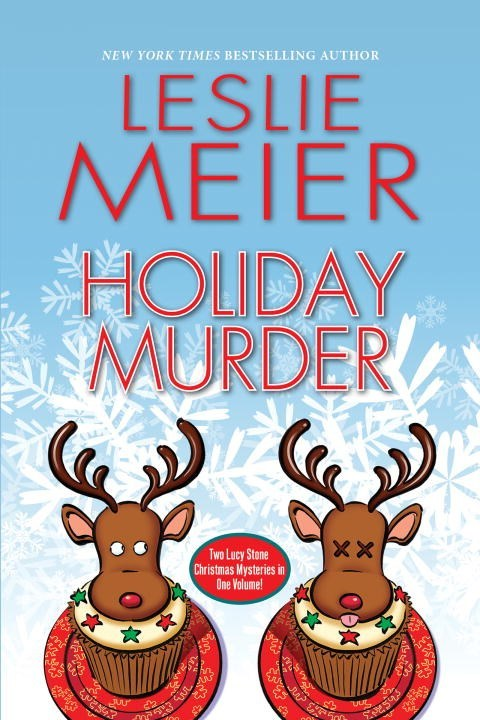 Holiday Murder by Leslie Meier