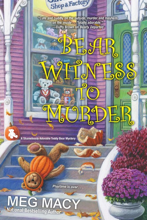 BEAR WITNESS TO MURDER