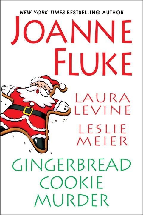 Gingerbread Cookie Murder by Joanne Fluke