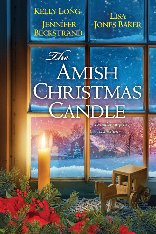 The Amish Christmas Candle by Kelly Long